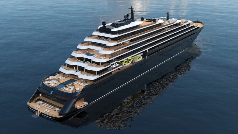 ABB и Raytheon Anschütz в проекте Ritz-Carlton Yacht Collection